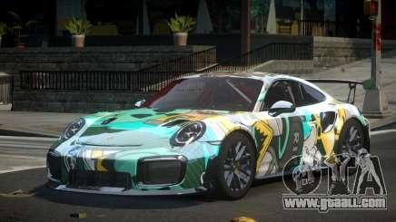 Porsche 911 GT U-Style S9 for GTA 4