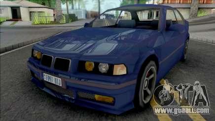 BMW 3-er E36 Compact [IVF] for GTA San Andreas