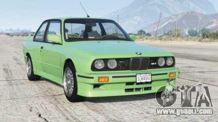 BMW M3 (E30) 1991〡HQ exterior for GTA 5