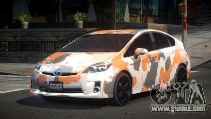 Toyota Prius US S5 for GTA 4