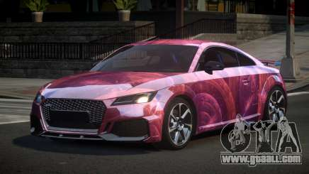 Audi TT Qz S5 for GTA 4
