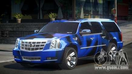 Cadillac Escalade PSI S10 for GTA 4