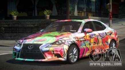 Lexus IS350 GT S3 for GTA 4