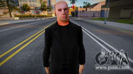 Maffa Retexture for GTA San Andreas