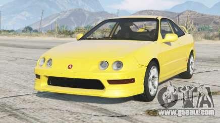 Acura Integra Type R 2001〡add-on for GTA 5