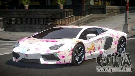 Lamborghini Aventador Zq S6 for GTA 4
