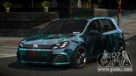 Volkswagen Golf GS-U S5 for GTA 4