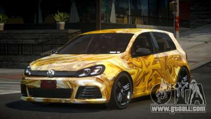 Volkswagen Golf GS-U S4 for GTA 4