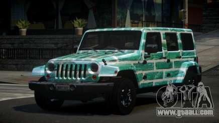 Jeep Wrangler US S4 for GTA 4