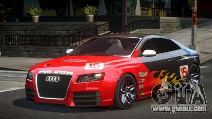 Audi S5 BS-U S8 for GTA 4