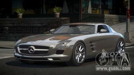 Mercedes-Benz SLS GST for GTA 4