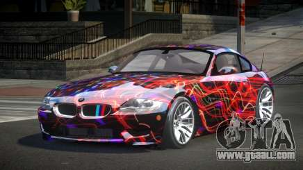 BMW Z4 Qz S5 for GTA 4