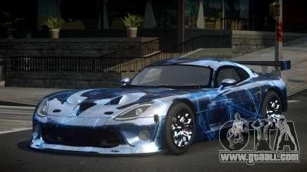 Dodge Viper G-Tuning PJ8 for GTA 4