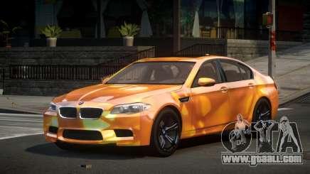 BMW M5 U-Style S6 for GTA 4