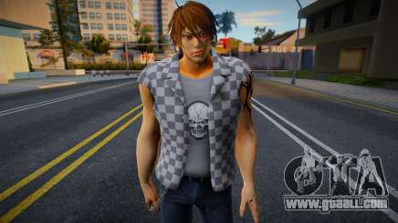 Shin Casual Tekken (Bad Boy 2) for GTA San Andreas