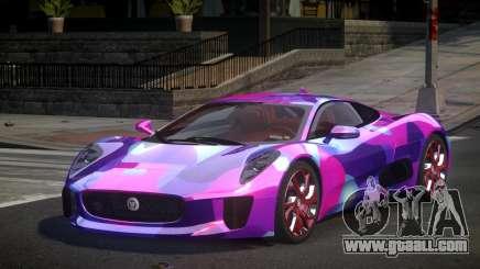 Jaguar C-X75 US S7 for GTA 4