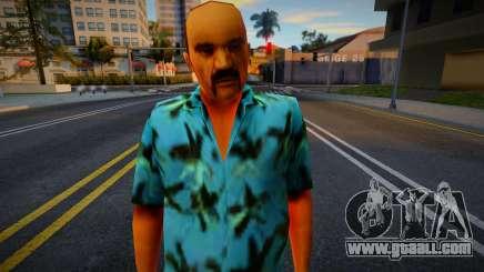 VCS Diaz Goons v1 for GTA San Andreas
