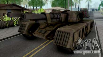 GDI Mammoth Mk.I from Command & Conquer for GTA San Andreas