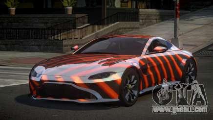 Aston Martin Vantage SP-U S4 for GTA 4
