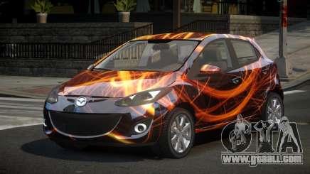 Mazda 2 U-Style S4 for GTA 4