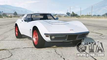 Chevrolet Corvette Stingray ZR-1 (C3) 1970〡add-on for GTA 5