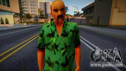 VCS Diaz Goons v7 for GTA San Andreas