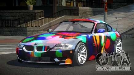 BMW Z4 Qz S7 for GTA 4