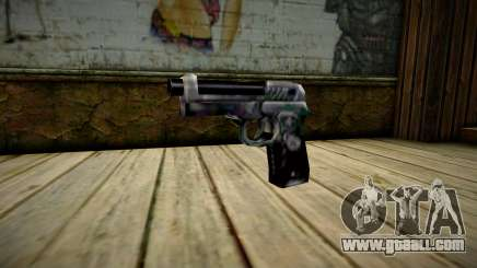 Half Life Opposing Force Weapon 7 for GTA San Andreas