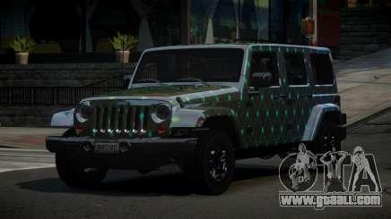 Jeep Wrangler US S8 for GTA 4