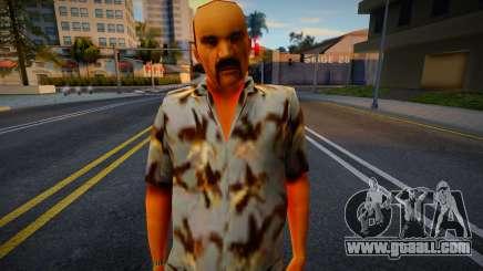 VCS Diaz Goons v3 for GTA San Andreas