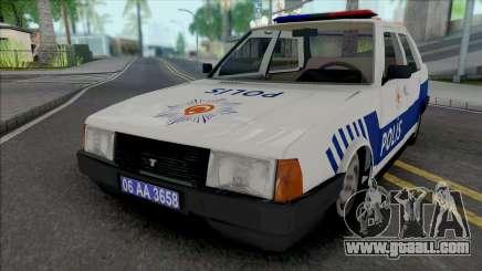 Tofas Sahin Polis for GTA San Andreas