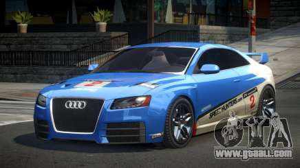 Audi S5 BS-U S1 for GTA 4