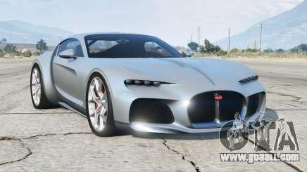 Bugatti Atlantic 2020〡add-on for GTA 5