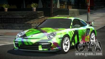 Porsche 911 GS-U S9 for GTA 4