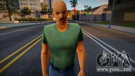 VCS Vance Gang v8 for GTA San Andreas