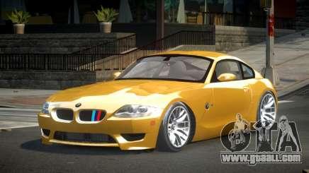 BMW Z4 Qz for GTA 4