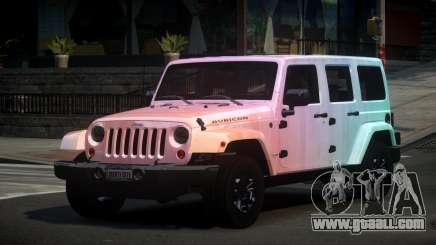 Jeep Wrangler US S7 for GTA 4
