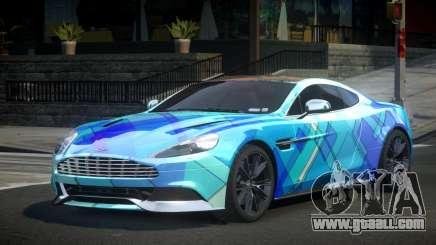 Aston Martin Vanquish Zq S5 for GTA 4