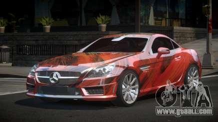 Mercedes-Benz SLK55 GS-U PJ3 for GTA 4