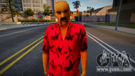 VCS Diaz Goons v9 for GTA San Andreas
