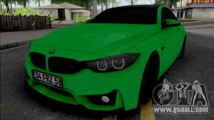 BMW 4-er F32 for GTA San Andreas