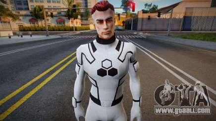 Fantastic 4: Mr Fantastic Future Foundation for GTA San Andreas