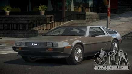 DeLorean DMC-12 BS for GTA 4