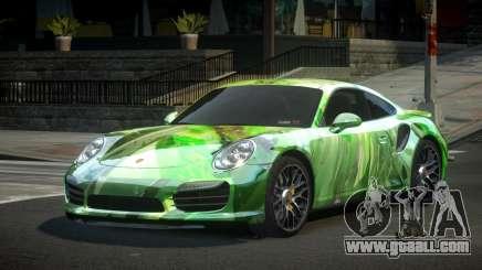 Porsche 911 G-Tuned S8 for GTA 4