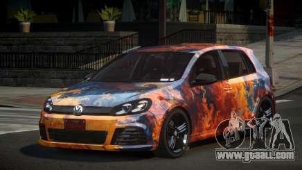 Volkswagen Golf GS-U S7 for GTA 4