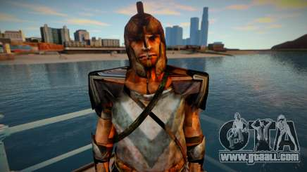Soldier God of War 3 for GTA San Andreas