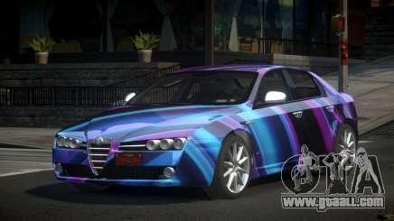 Alfa Romeo 159 U-Style S2 for GTA 4