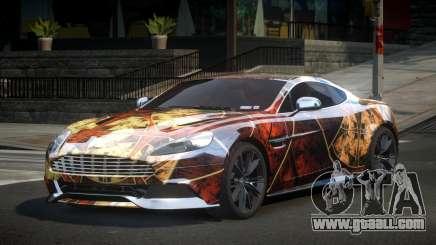 Aston Martin Vanquish Zq S10 for GTA 4