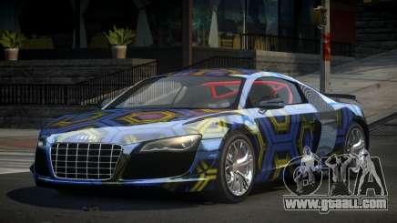 Audi R8 U-Style S2 for GTA 4