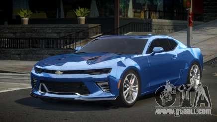 Chevrolet Camaro Zq for GTA 4